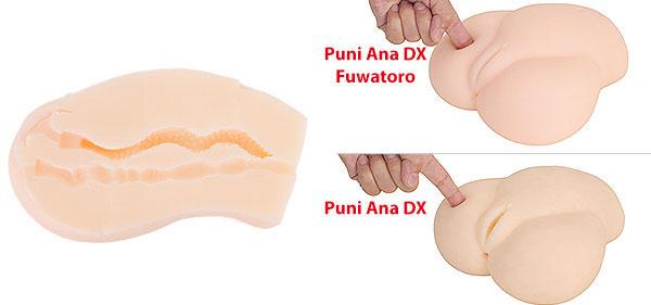 puni ana dx fuwatoro - texture
