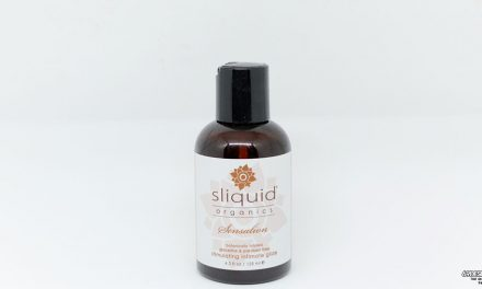 Sliquid Organics Sensation Lubricant Review