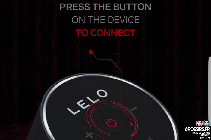 App Lelo F1s demo app - 3