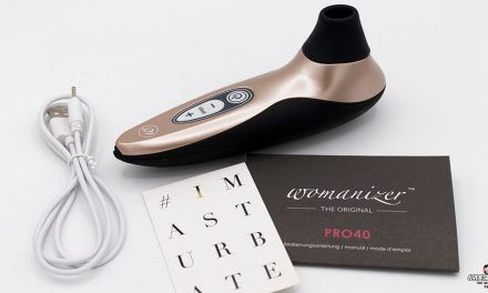 Womanizer X Lovehoney Pro 40 Review