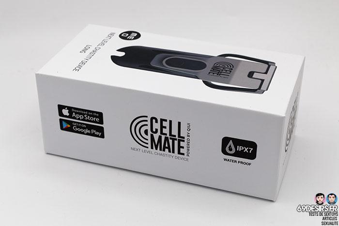 cellmate chastity device - 2