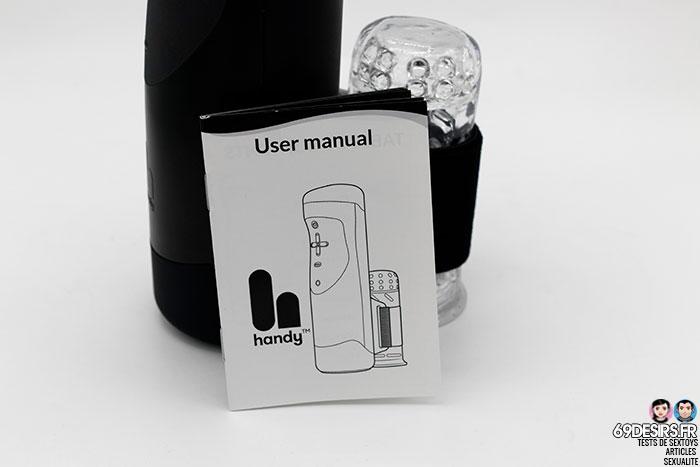 handy masturbator - 20