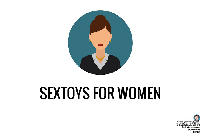 First sextoy - for women