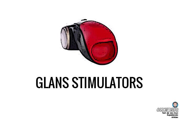 First sextoy - glans stimulators