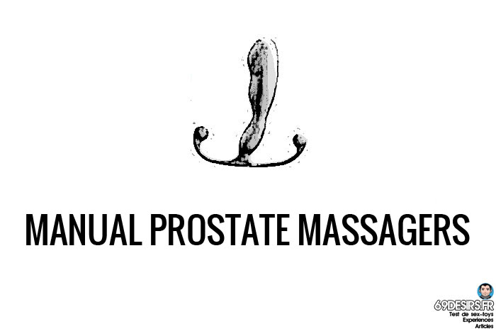 First sextoy - manual prostate massagers