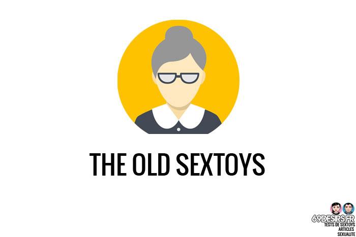 First sextoy - Old sextoys