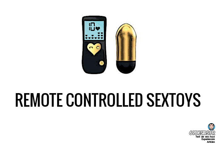 First sextoy - remote controlled sextoys