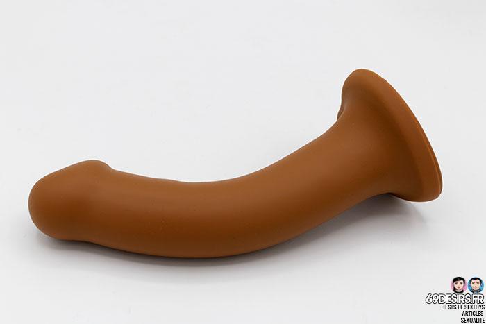 strap-on me silicone bendable dildo - 25