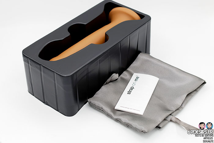 strap-on me silicone bendable dildo - 7