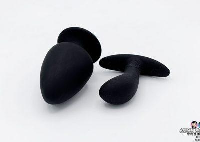 silexD dual density butt plug - 13