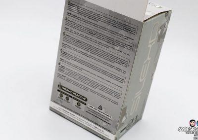 silexD dual density butt plug - 3