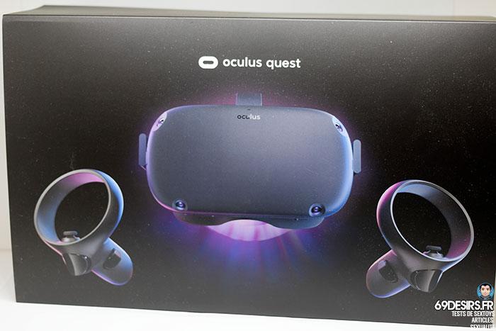 tuto oculus quest headset - 1