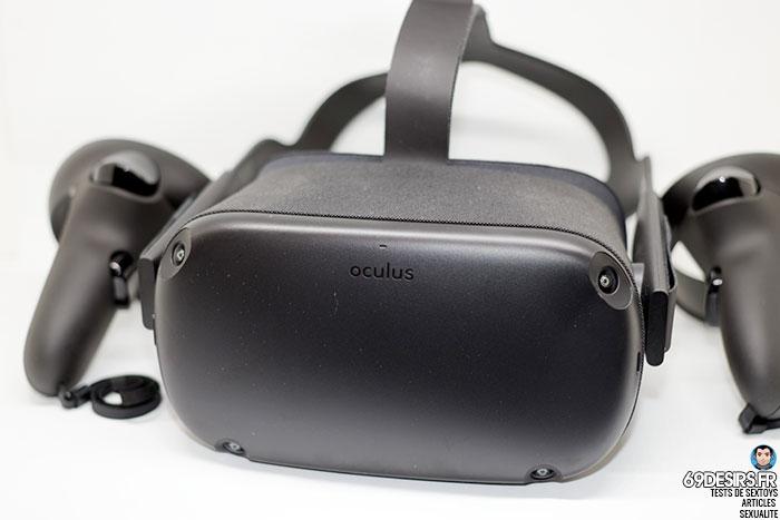 tuto oculus quest headset - 2