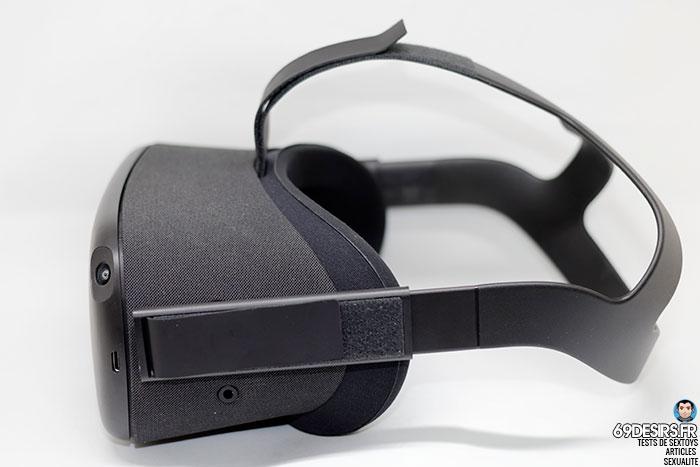 tuto oculus quest headset - 3