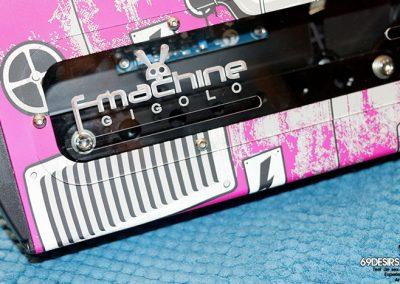 F-Machine Gigolo Pink - 40
