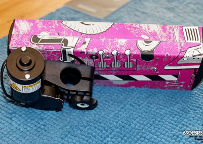 F-Machine Gigolo Pink - 43