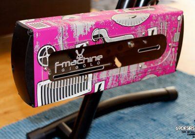 F-Machine Gigolo Pink - 55