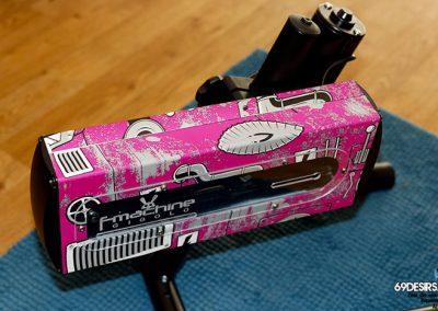 F-Machine Gigolo Pink - 56