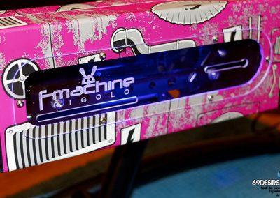 F-Machine Gigolo Pink - 68
