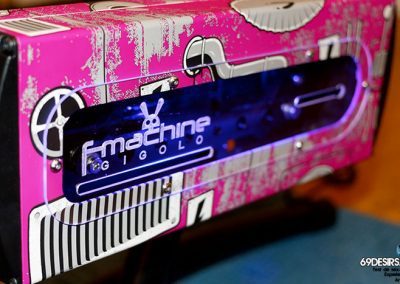 F-Machine Gigolo Pink - 70