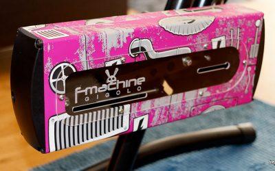 F-Machine Gigolo Pink Review