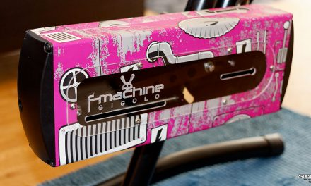 F-Machine Gigolo Pink Review