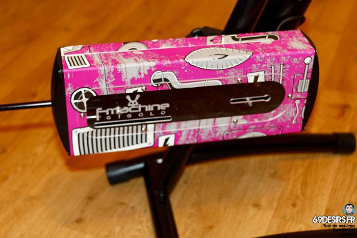 F-Machine Gigolo Pink - 83