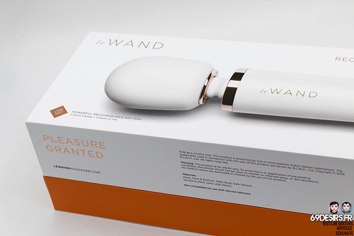 Le Wand Rechargeable Massager - 1