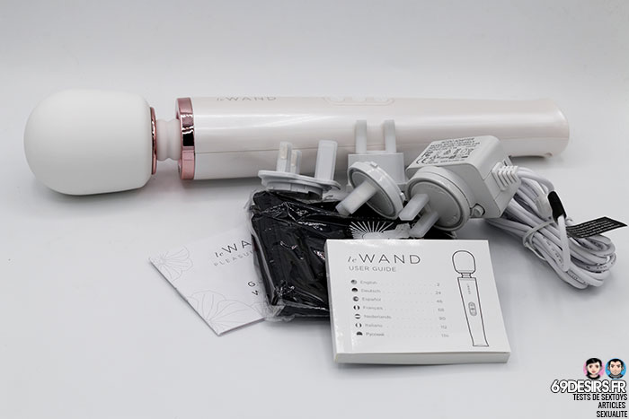 Le Wand Rechargeable Massager - 17