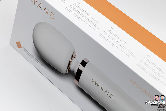 Le Wand Rechargeable Massager - 3
