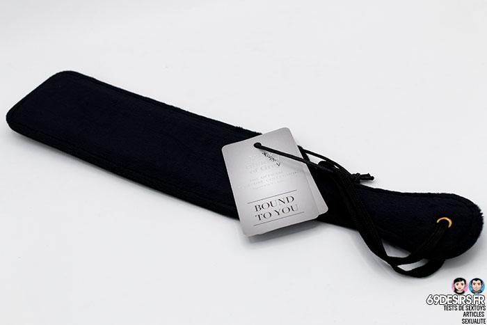 Fifty Shades of Grey spanking paddle - 8
