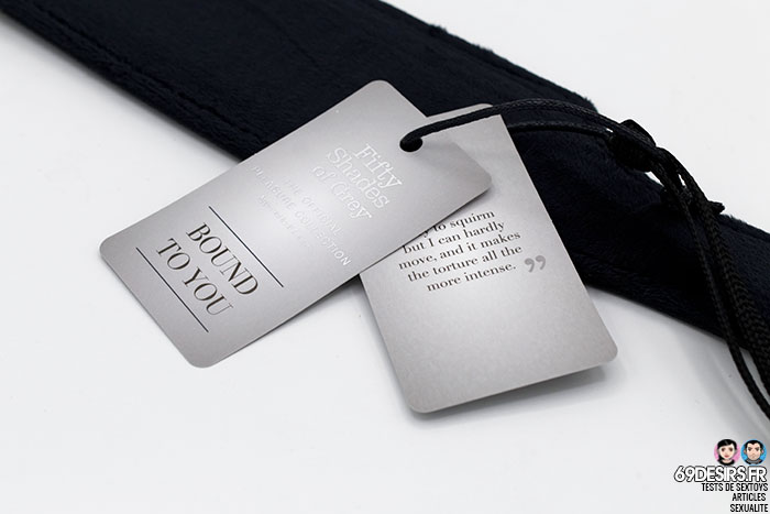 Fifty Shades of Grey spanking paddle - 9