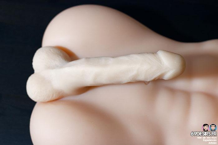 Male Torso Edward - 16
